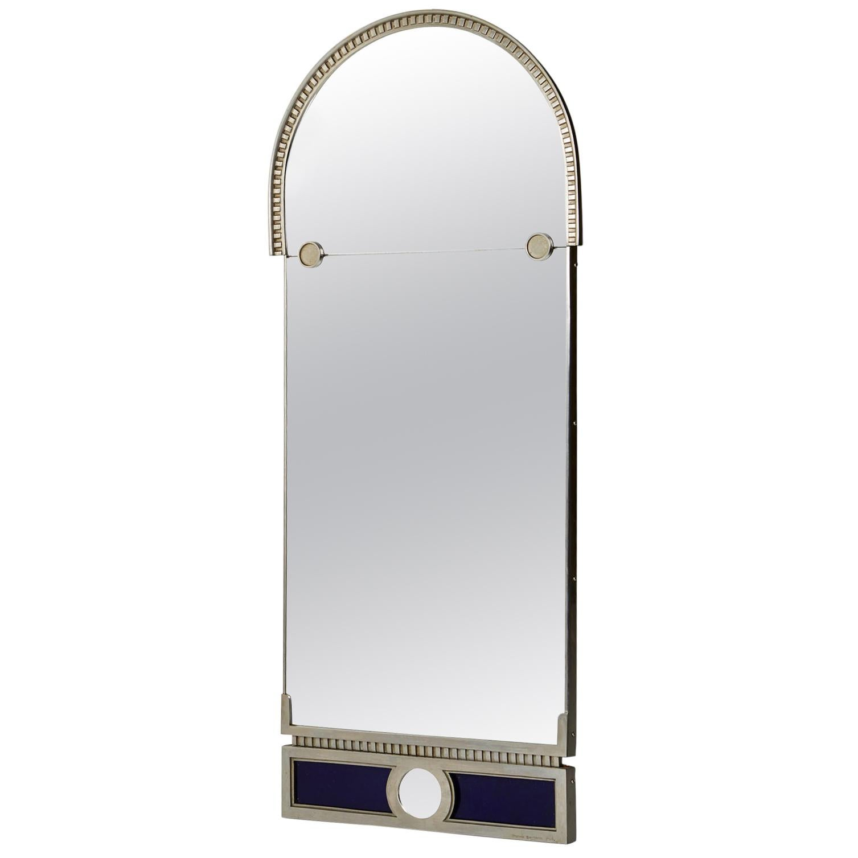 Mirror Designed by Herman Bergman, Sweden, 1930s