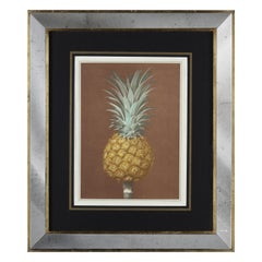 "Mirror Framed Pineapple Print ""Number 1"" 'Available Number 2'"
