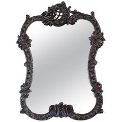 Mirror from the 1920-1930 in a Neo-Rococo Frame
