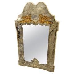 Mirror in Style of Pierre Lardin, France, circa 1940