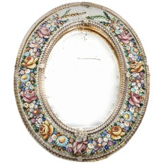 Mirror Micro Mosaik, Early 20th Century