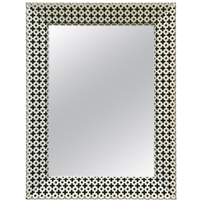 Mirror or Picture-Frame by Mathieu Matégot For Sale