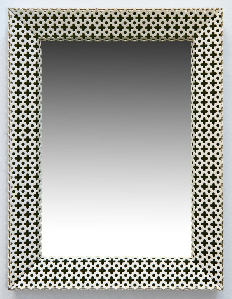 Mirror or Picture-Frame by Mathieu Matégot For Sale 2
