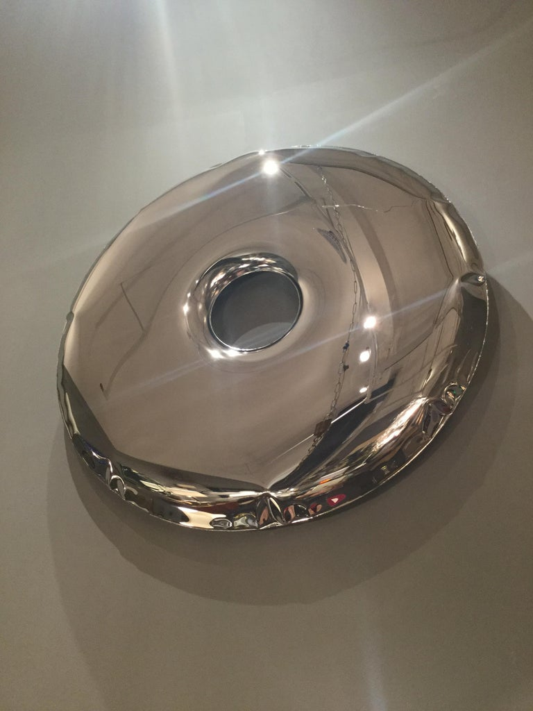 Mirror Sculpture, Poland, 2018 In Excellent Condition For Sale In New York, NY