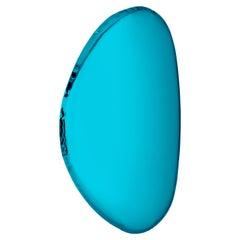 Mirror Tafla O2 Sapphire, in Polished Stainless Steel by Zieta