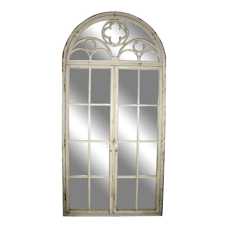 Mirror Window, circa 1900 For Sale