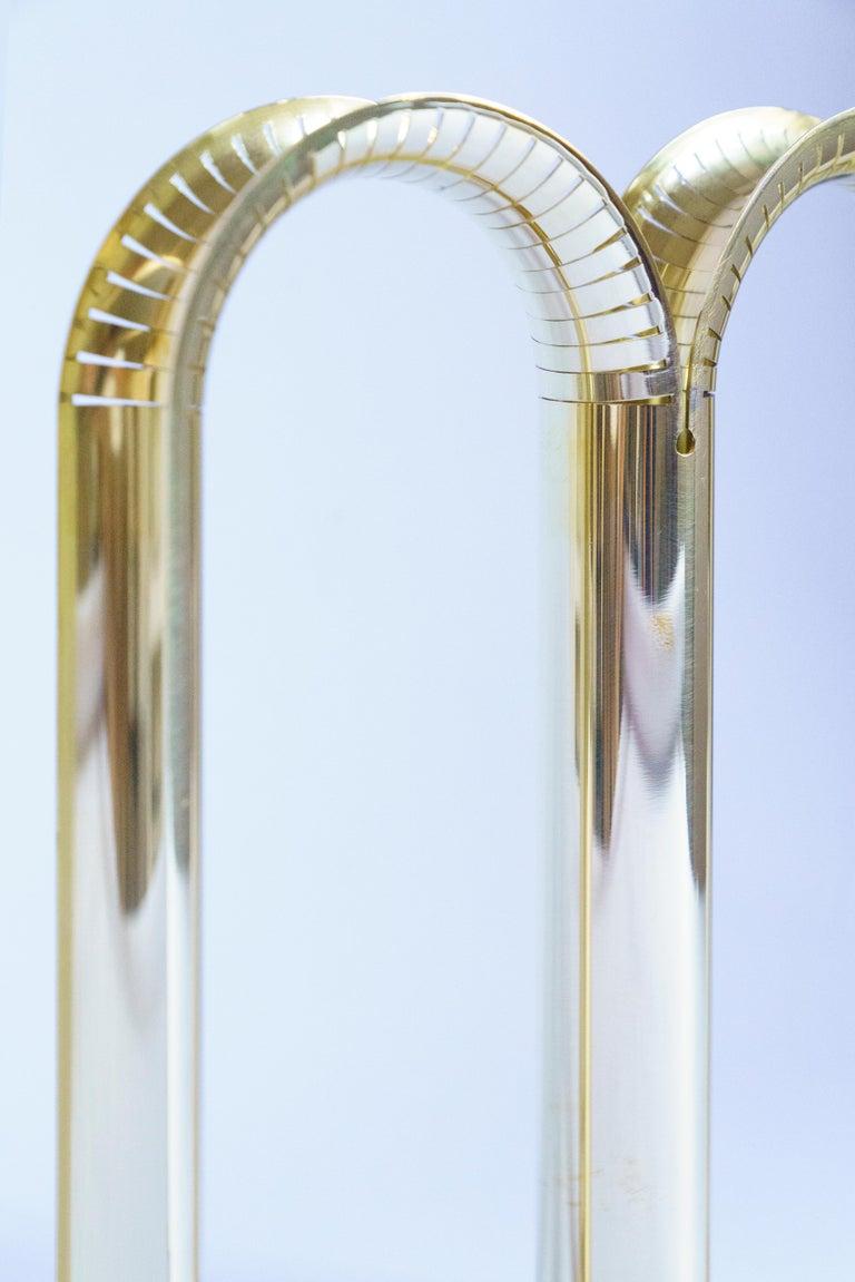 Italian Mirrored Brass