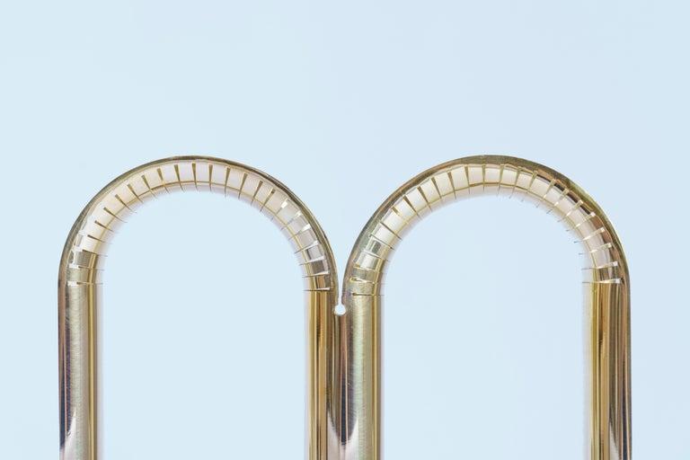 Mirrored Brass