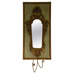 Mirrored Sconce from Architectural Fragment