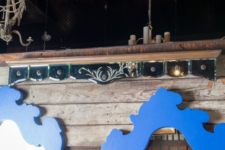 Mirrored Valance For Sale 4