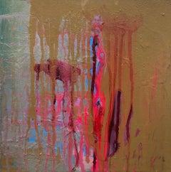 Acrylic Painting Titled: Emerging
