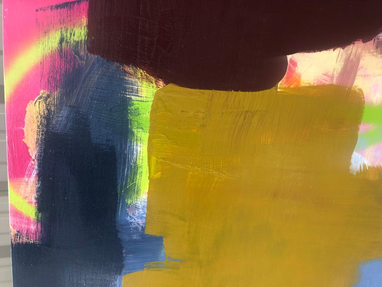 Born in Havana, Cuba, in the late 70s during a well-documented time of religious and political oppression, abstract expressionist artist Mirtha Moreno, immigrated to the United States as a child in 1980. Raised in South Florida amongst a growing