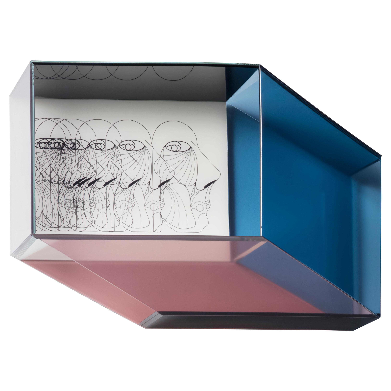 Miscredenza Bookcase Horizontal Design Patricia Urquiola