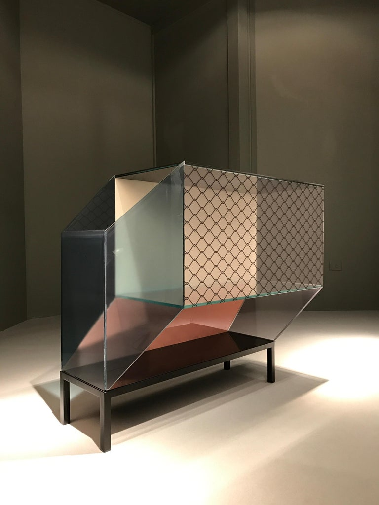 Miscredenza Sideboard, Design Patricia Urquiola & Federico Pepe In Good Condition For Sale In Milan, IT