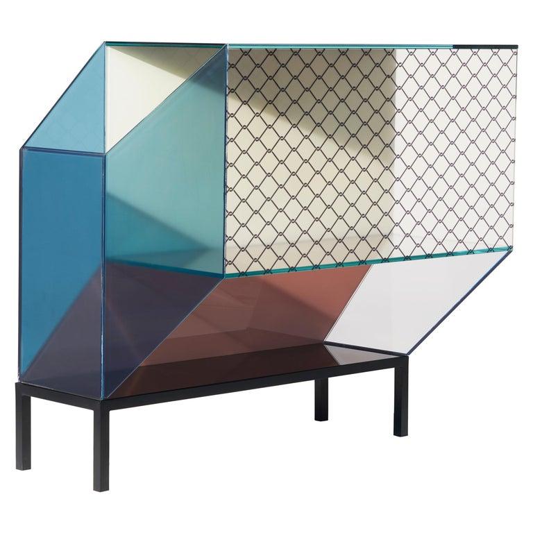 Miscredenza Sideboard, Design Patricia Urquiola & Federico Pepe For Sale