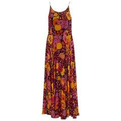 Miss Dior Printed Maxi Dress