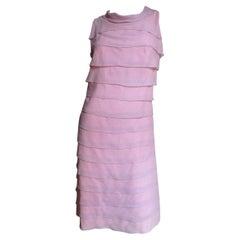 Miss Elliette 1960s New Pink Dress
