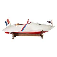 Miss Minnietonka Pedal Boat Made by Eureka Brevet of France