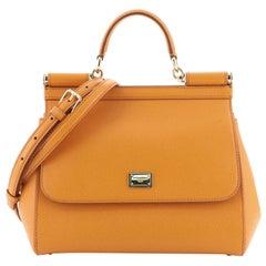 Miss Sicily Bag Leather Medium