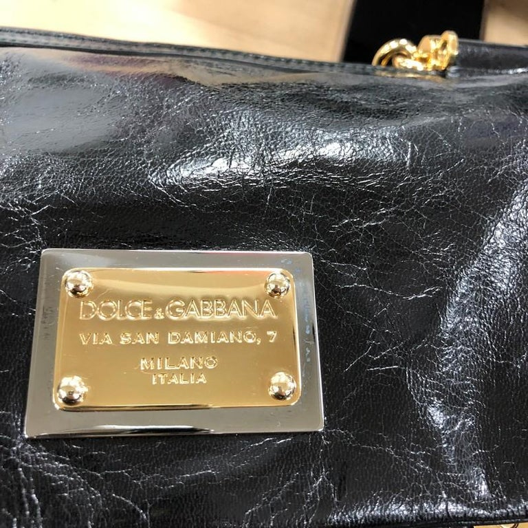 Miss Sicily Bag Leather North South For Sale 2