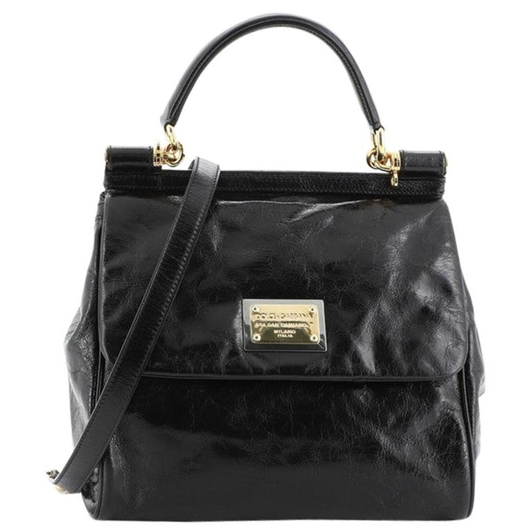 Miss Sicily Bag Leather North South For Sale