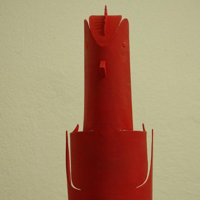 Italian Miss Sissy Sculpture by Giorgio Cubeddu For Sale