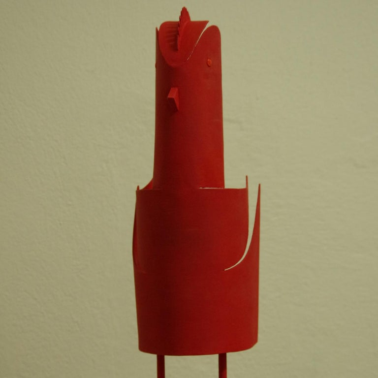 Miss Sissy Sculpture by Giorgio Cubeddu In New Condition For Sale In Milan, IT