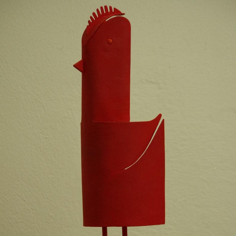Contemporary Miss Sissy Sculpture by Giorgio Cubeddu For Sale