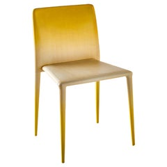 Miss Wood Yellow Chair
