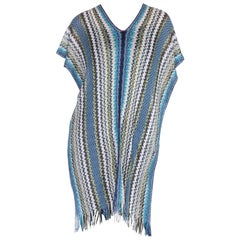 Missoni 5 Way Poncho Scarf