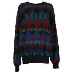 Missoni Abstract Mohair Sweater