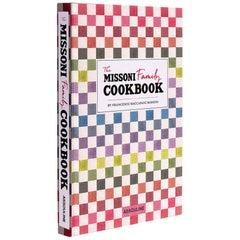 """Missoni Family Cookbook"" Book"
