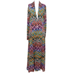 Missoni Long Dress Duster   NEW With Tags  SZ 42