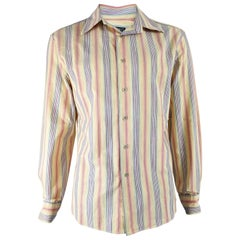 Missoni Mens Vintage Long Sleeve Shirt