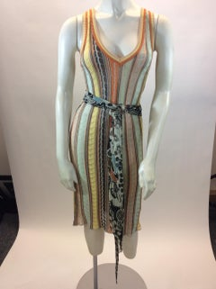 Missoni Multi- Color Stripe Dress