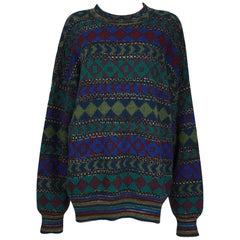 Missoni Multicolor Abstract Sweater
