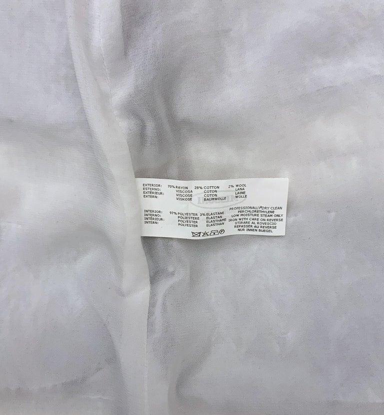 Missoni Multicolor Striped Fabric Dress For Sale 1
