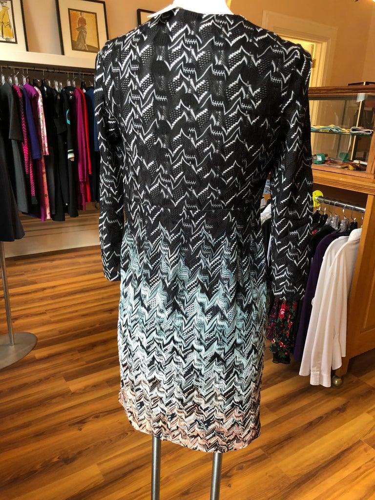 Missoni Orange Label Dress (42 ITL) W/Tag For Sale 1