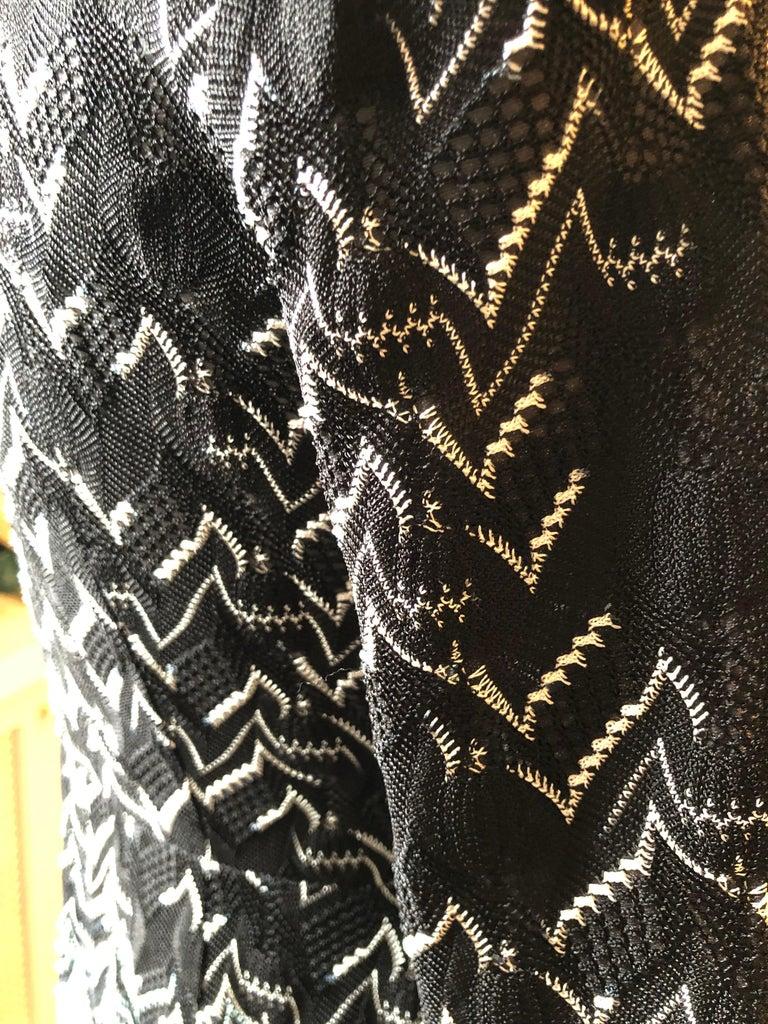 Missoni Orange Label Dress (42 ITL) W/Tag For Sale 4