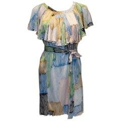 Missoni Silk Jersey Dress