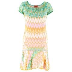 Missoni Striped Dress - Size US 4