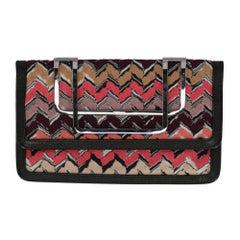 Missoni Woman Handbag  Beige Leather