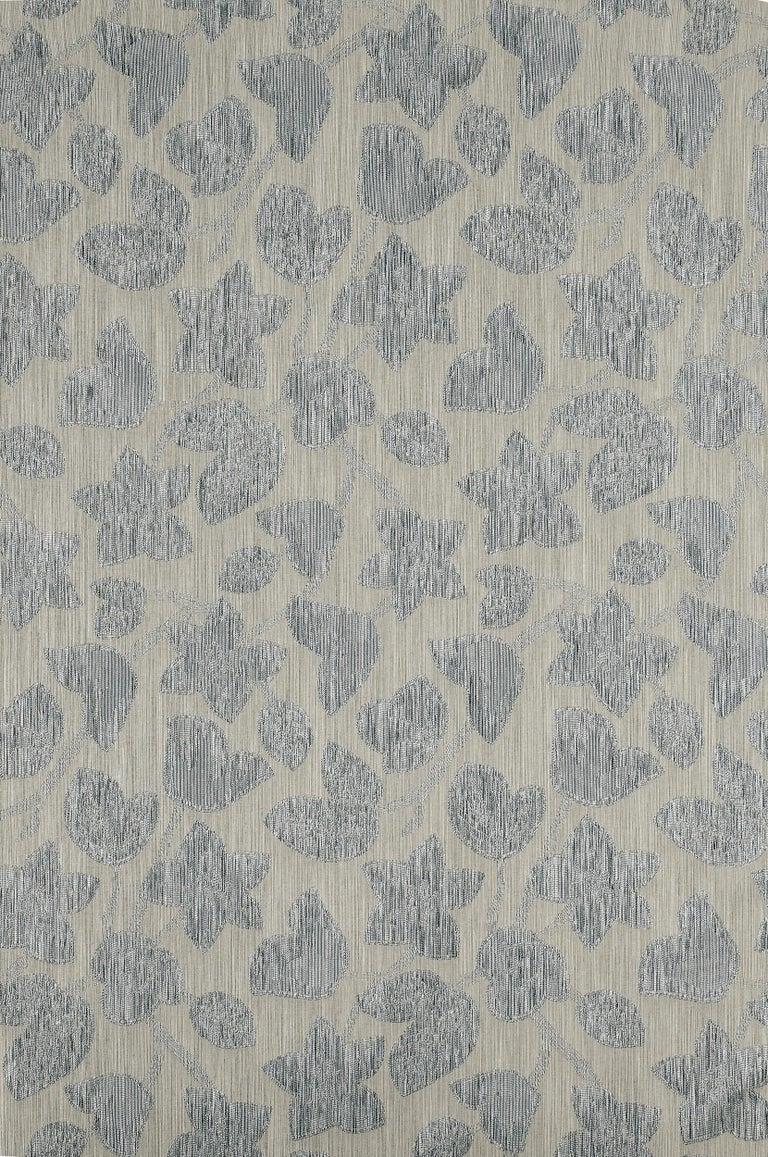 Modern MissoniHome Wachau Yarn-Dyed Fabric Cushion with Flower Motif For Sale