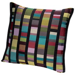Missonihome Washington Mosaic Pattern Colorful Cushion