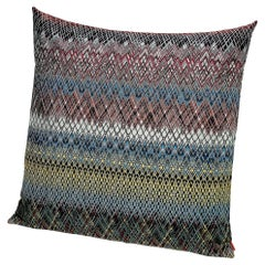 Missoni Home Weimar Chevron Multicolored Cushion