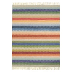 MissoniHome Wesley Throw with Large Color-blocked Stripes