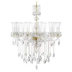 Mistero Classical Crystal Chandelier Made By Hand