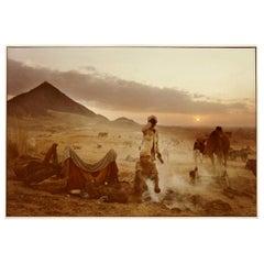 "Mitch Epstein Photographic Print ""Pushkar Camel Fair, Rajasthan, India, 1978"""