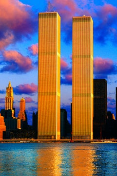 9/11 - Twin Towers in Angelic Light