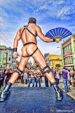 Bare Ass. Folsom Street Fair Gay San Francisco